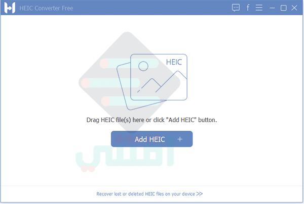 تحويل الصور من HEIC الى JPG بضغطة واحدة Convert Photos from HEIC to JPG