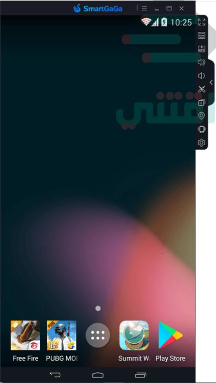 تحميل محاكي Smart GaGa للكمبيوتر لتشغيل تطبيقات الاندرويد