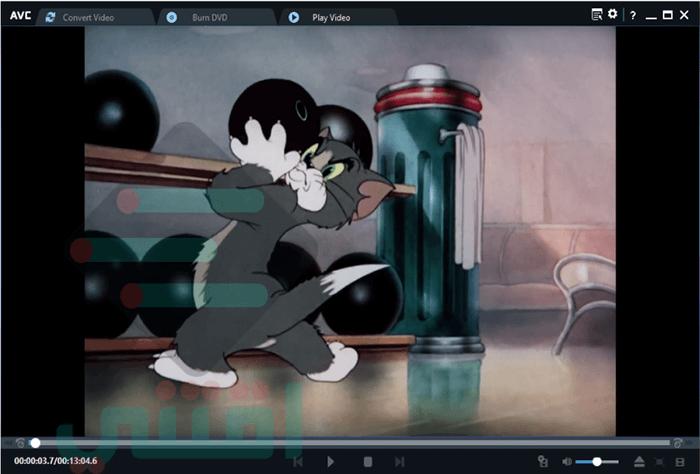 برنامج تحويل الفيديو لجميع الصيغ Free Any Video Converter